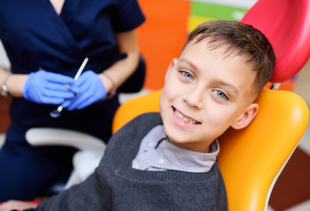 When It Comes To Your Child's Dental